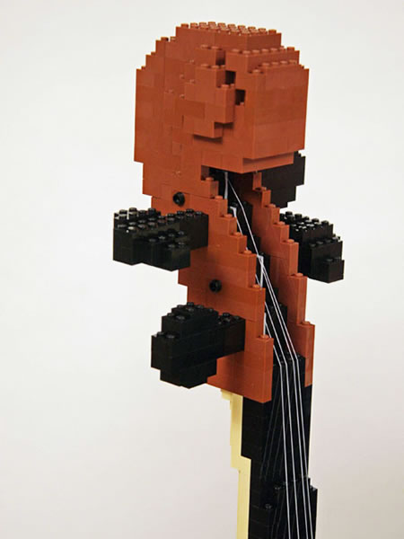 LEGO Cello 6