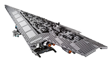 Lego outs huge Darth Vader's Executor ship for $400