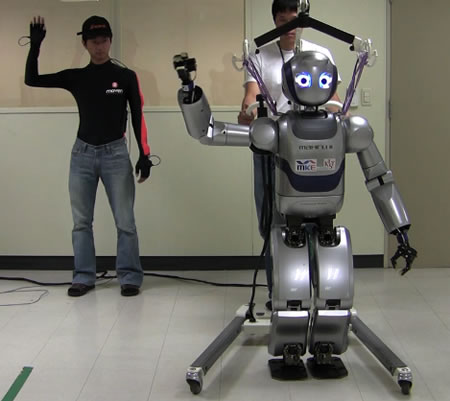 Real robots 2013