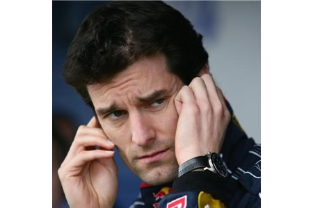 Mark Webber Casio watches
