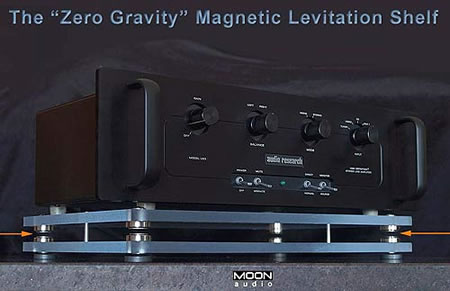 MoonAudio ZeroGravityShelf