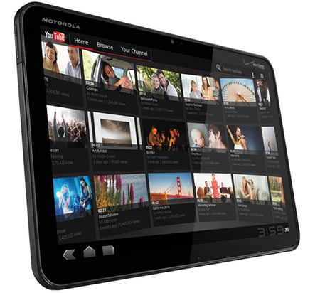 Motorola Tablet XOOM