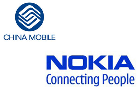 Nokia and china mobile