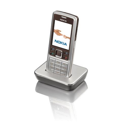 Nokia 6301 UMA phone