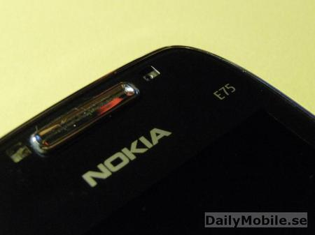 Nokia N75 spy shots