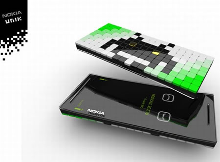 Nokia Unik Concept Phone