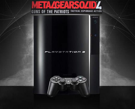 how to play mgs4 on pc