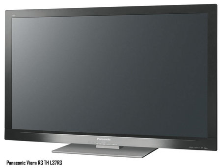 Panasonic Viera R3 TH L37R3 thumb 450x343