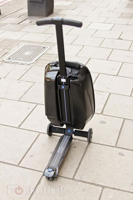 Samsonite scooter luggage5