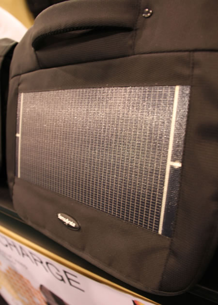 Samsonite Messenger Bag Stores Your Laptop And Charges
