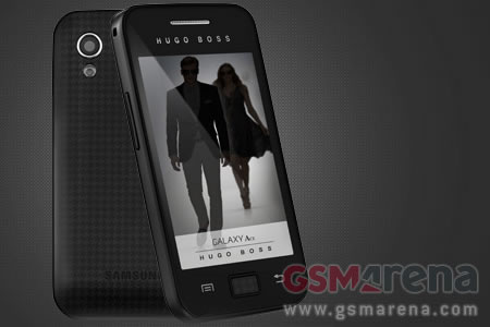 Samsung Galaxy Ace Hugo Boss edition 1