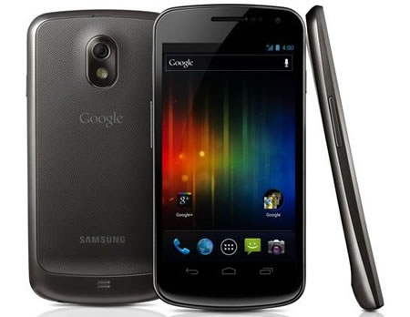 Samsung Galaxy Nexus superphone