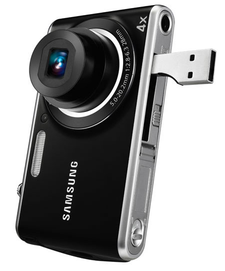 Samsung PL90 Digital Camera 2