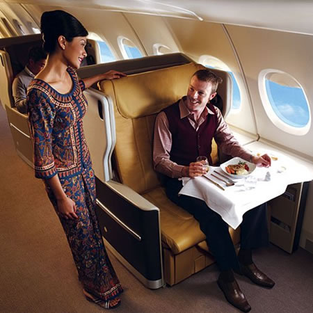Singapore airlines 10