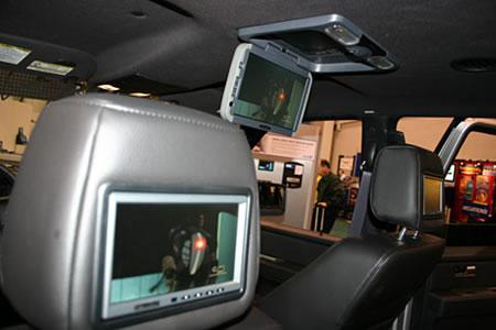 SiriusConnect SC-V1 – Sirius Backseat TV |