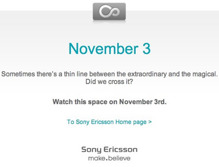 Sony Ericsson XPERIA X10 Android may be announced soon