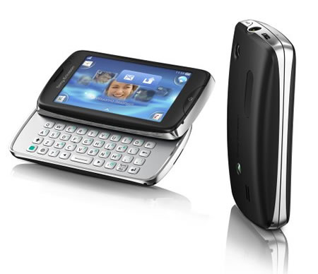 Sonyericsson Mix Walkman phone 1