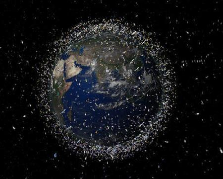 Recent Space Crash Could Hamper All Future Satellite Programs - Recent satellite pictures