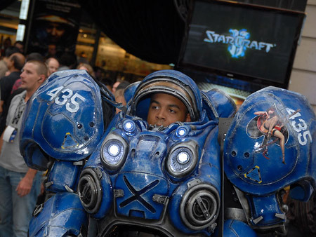StarCraft 2 Midnight Launch Party 6