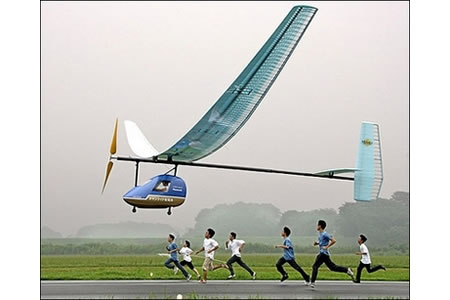battery powered plane1