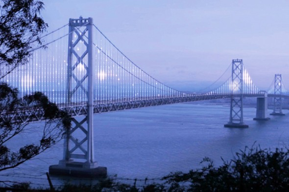 bay lights led installation san francisco 590x393