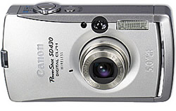 canon powershot sd4301