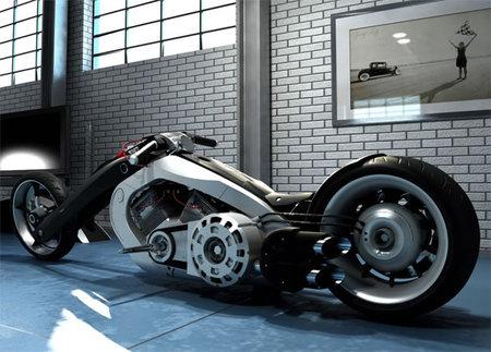 A Concept Bike That S Fuel Smart