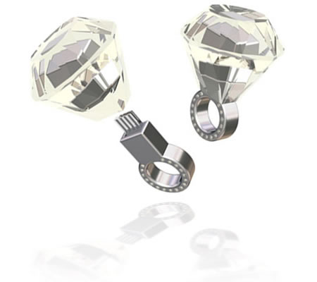 daimond usb flash drive