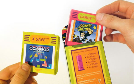 cool condoms games