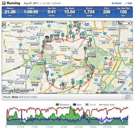 gps art of running steve jobs apple tokyo2 thumb 450x431
