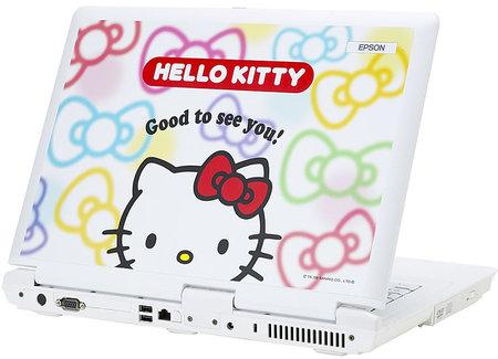 Sanrio Hello Kitty laptop