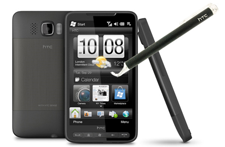 htc hd2 stylus