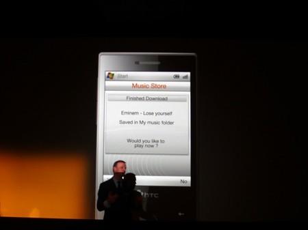 HTC launches the Diamond