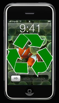 iphone recycle