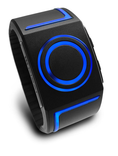 Tokyoflash Kisai Seven Watch is inspired by Tron