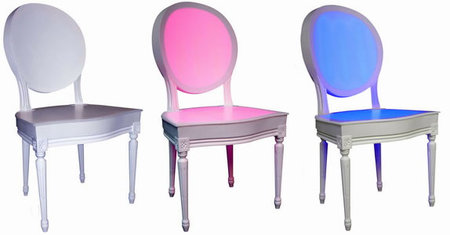 Led_chairs2 [Technabob]. ChairFurnitureLED