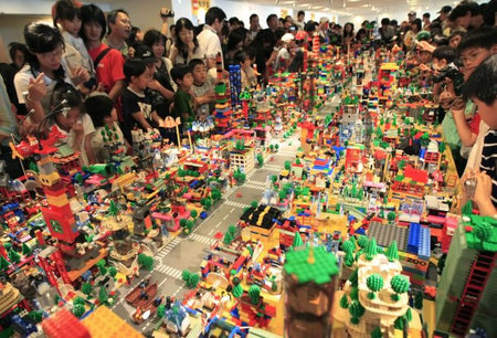 lego dream city thumb 450x306
