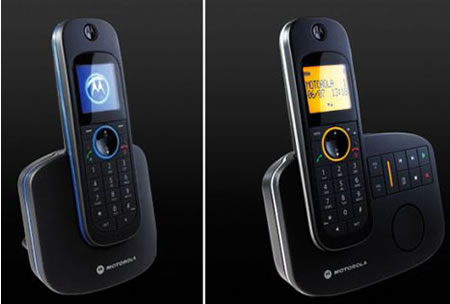 motorola eco friendly cordless phones