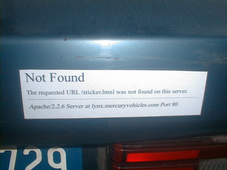 Bumper Stickers For Nerds