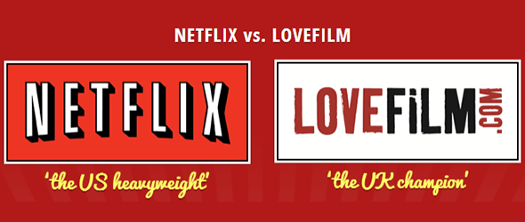 netflix and lovefilm
