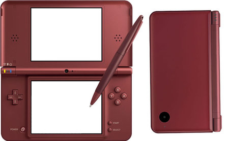 nintendo dsi ll red thumb 450x278