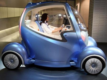 2005 Nissan Pivo - Concepts
