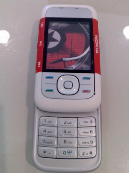 Nokia 5300 Specs