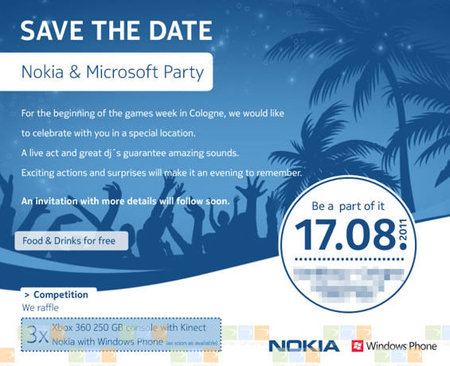 Nokia to unveil Windows Phone at GamesCom trade show