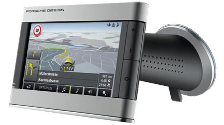 porsche design s p9611 sat nav. Black Bedroom Furniture Sets. Home Design Ideas