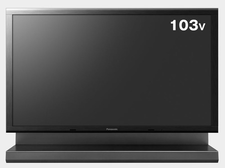 panasonic 103 3D Plasma thumb 450x337
