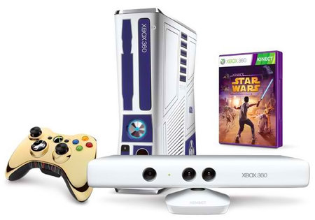 probable xbox 360 kinect star wars bundle thumb 450x315