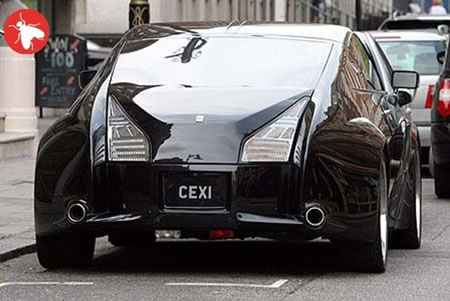 Pimped Rolls Royce Looks More Like An Audi Tt From Hell