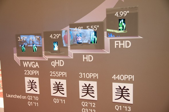 samsung 1080p screen