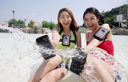 samsung w350 water splash